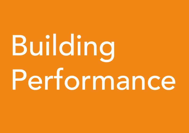 Building Performance